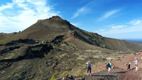 Pico Partido Volcano - Natural Park of the Volcanoes