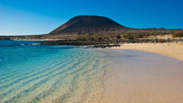 Playa de la Francesa, La Graciosa